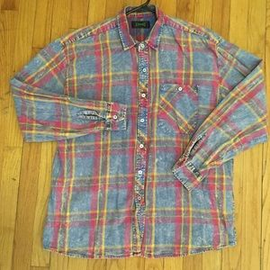 Urban Outfitters Expand Flannel Size Large